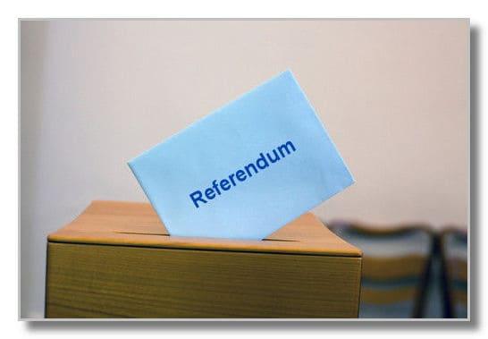 referendum ballot box