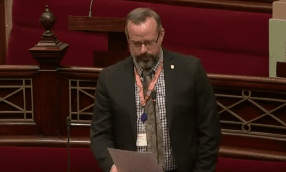 VAD Telehealth Issue Raised in Victorian Parliament